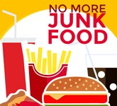 No More Junk Food