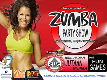 ZUMBA PARTY SHOW