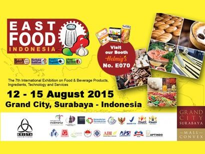East Food Indonesia 2015