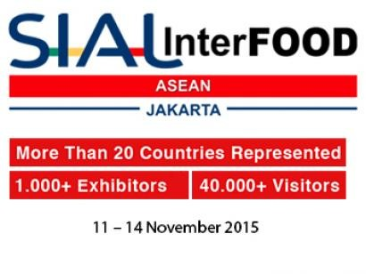 SIAL InterFOOD 2015. 11 - 14 November 2015